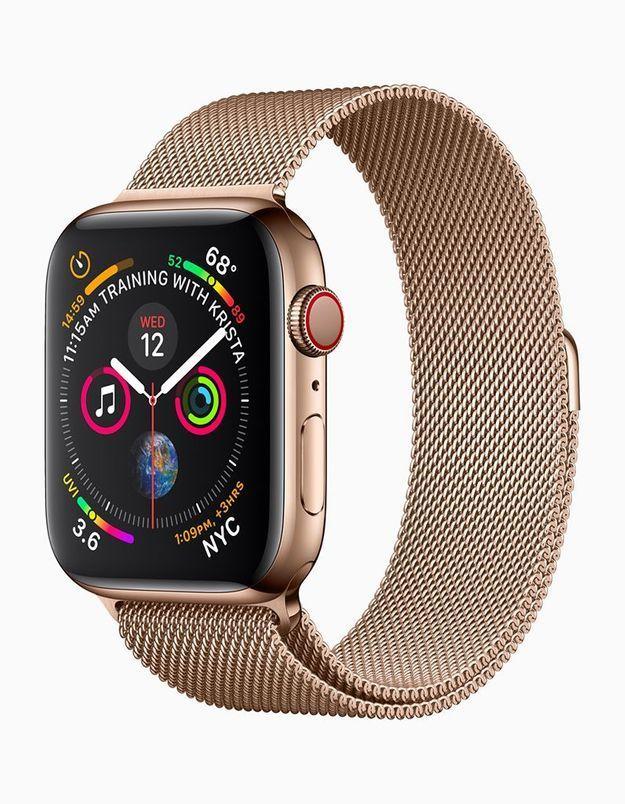 Apple Watch series 4 : que vaut la nouvelle montre connectée d'Apple ?