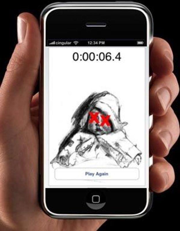 IPhone : l'application « Secouer le bébé » retirée de la vente
