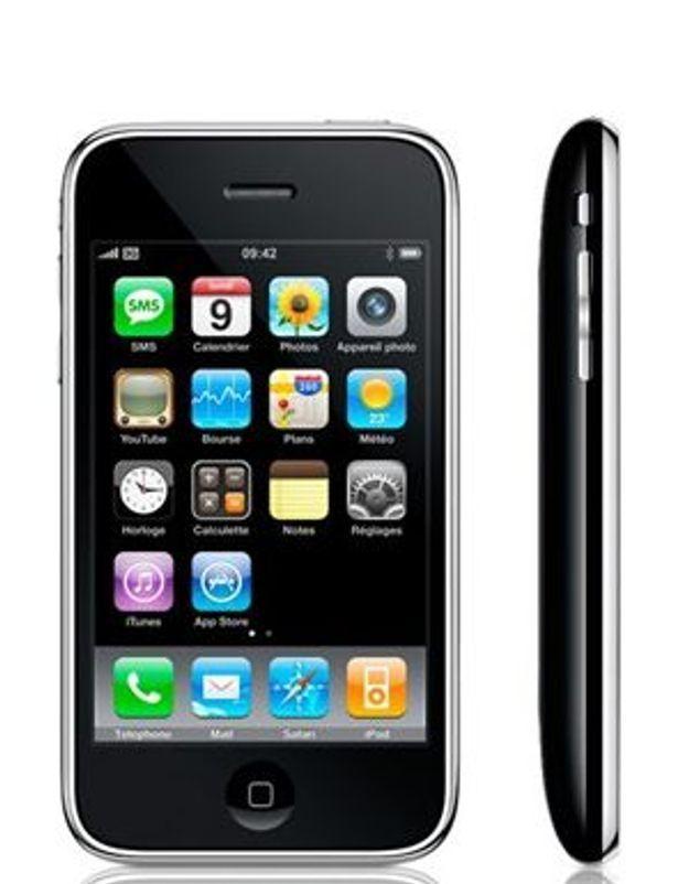 l'iPhone enfin pour tous