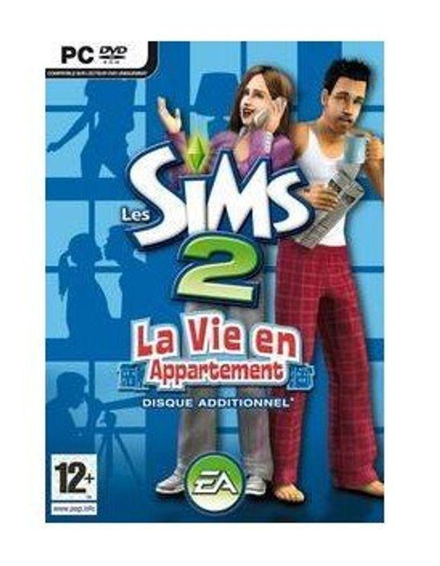 """Les Sims jouent à """"Friends"""""""