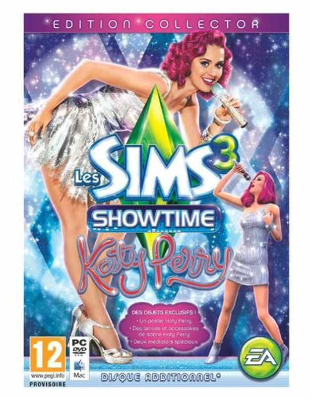 On a testé le jeu « Sims 3 : Showtime »