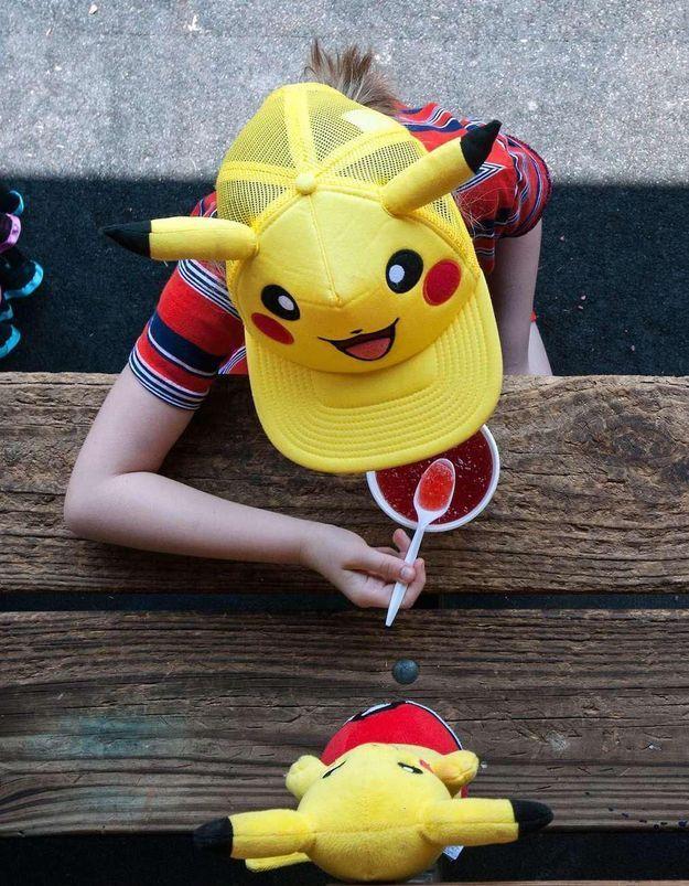 Pokémon GO : trouver des Pokémon rares avec Google maps