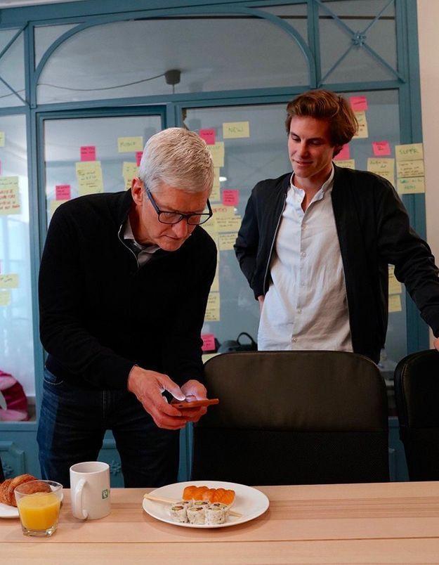 Rencontre exclusive avec Tim Cook, le CEO d'Apple : « Est-ce que nos produits aident les gens ? »