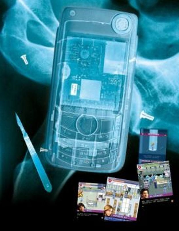 Jouez à Grey's anatomy au téléphone