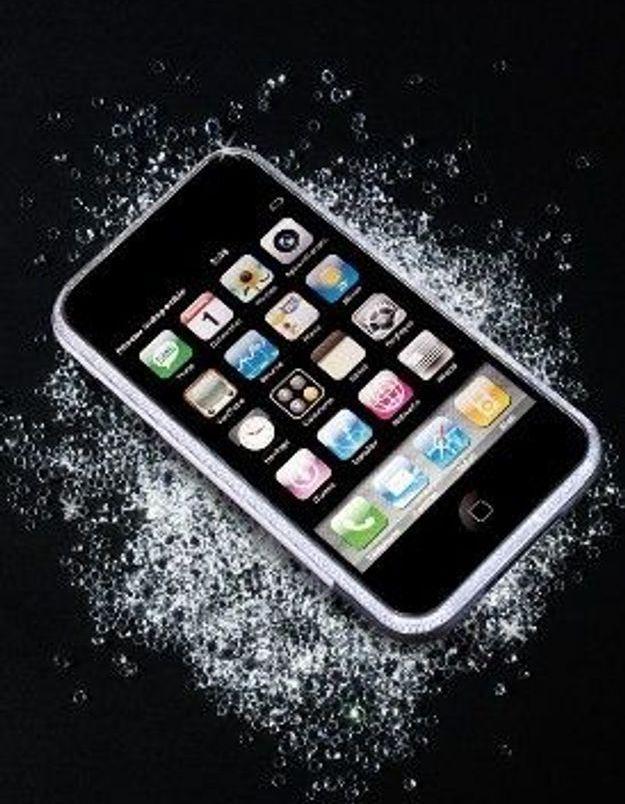 L'iPhone de luxe