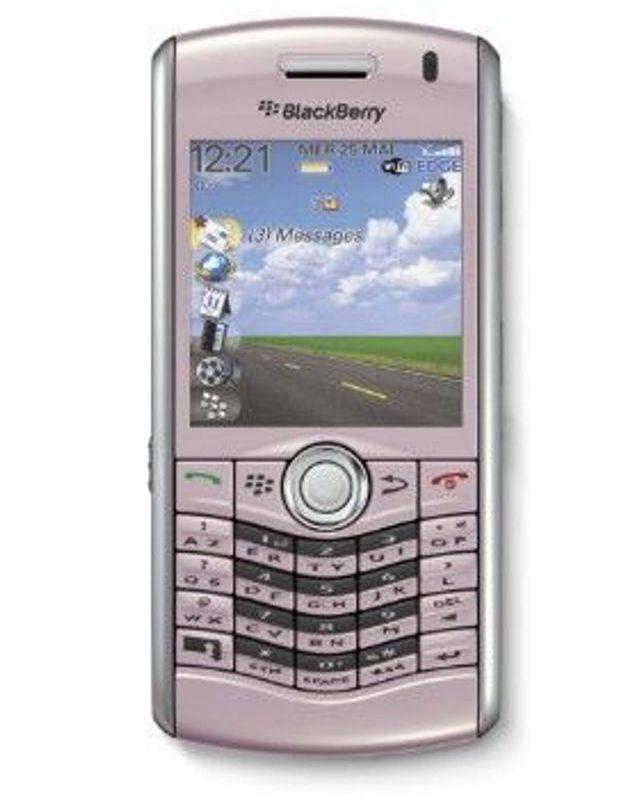 Quand Blackberry voit la vie en rose