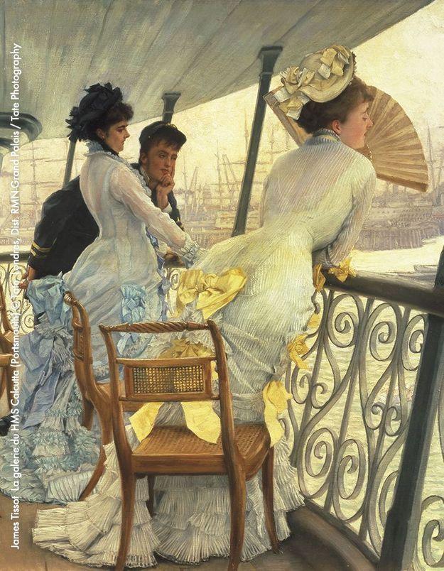 James Tissot s'expose au Musée d'Orsay