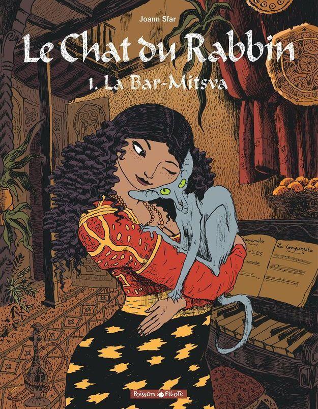 « Le Chat du Rabin » de Joann Sfar