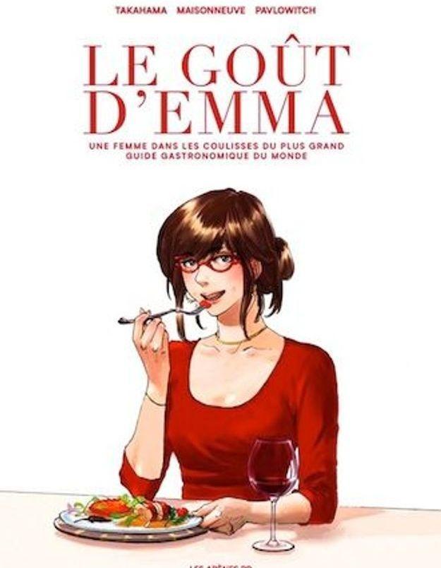 « Le goût d'Emma » d'Emmanuelle Maisonneuve, Julia Pavlowitch-Beck et Kan Takahama