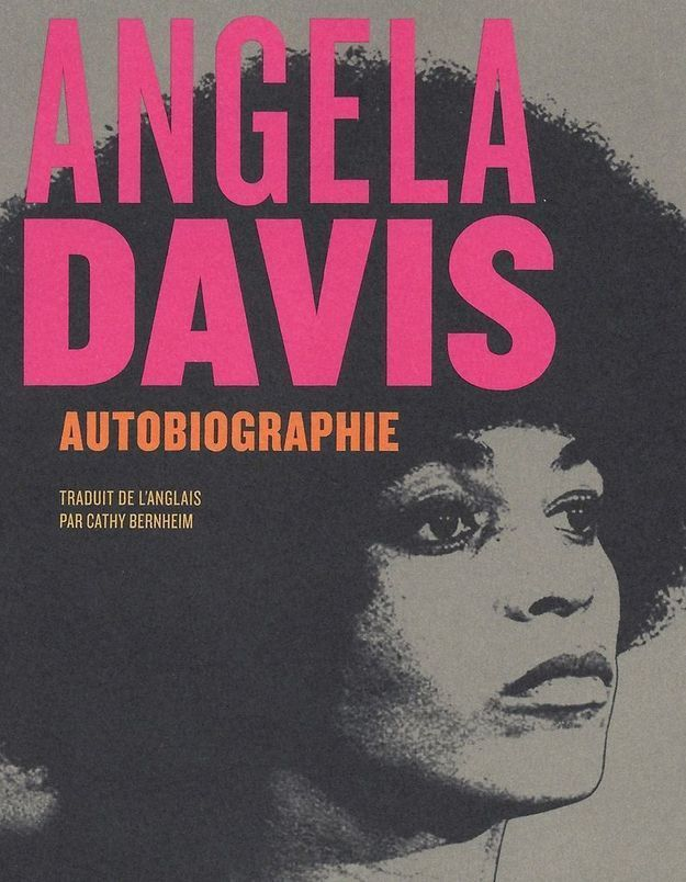 « Autobiographie » de Angela Davis