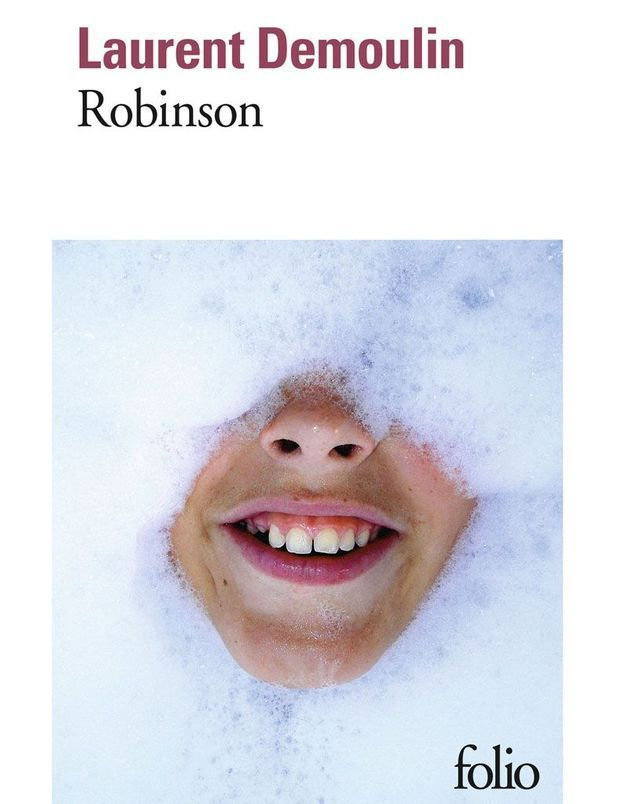 « Robinson » de Laurent Demoulin (Folio)