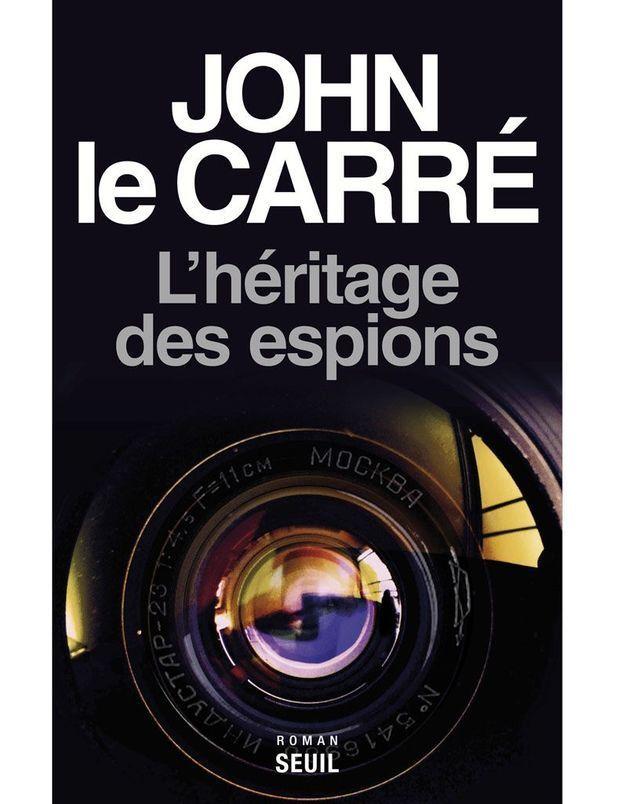 « L'Héritage des espions » de John le Carré (Seuil)