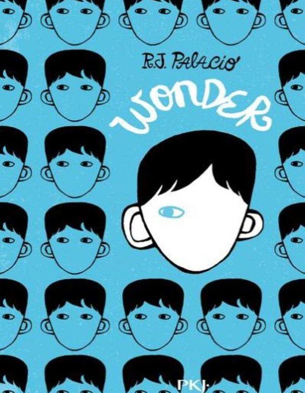« Wonder » de R.J. Palacio, traduit de l'anglais par Juliette Lê (Pocket Jeunesse)
