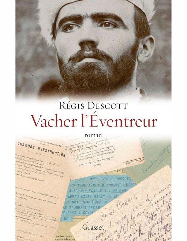 « Vacher l'éventreur » de Régis Descott (Grasset)