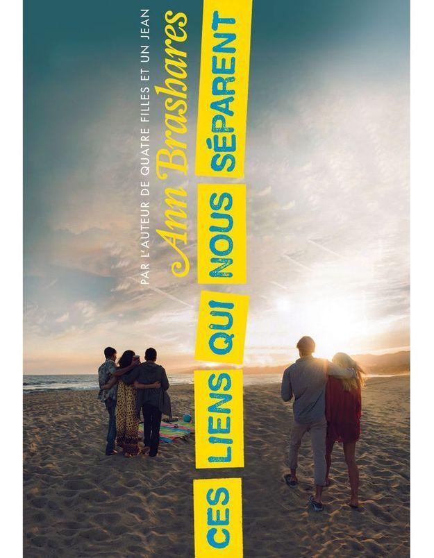 « Ces liens qui nous séparent », d'Ann Brashares (Gallimard)