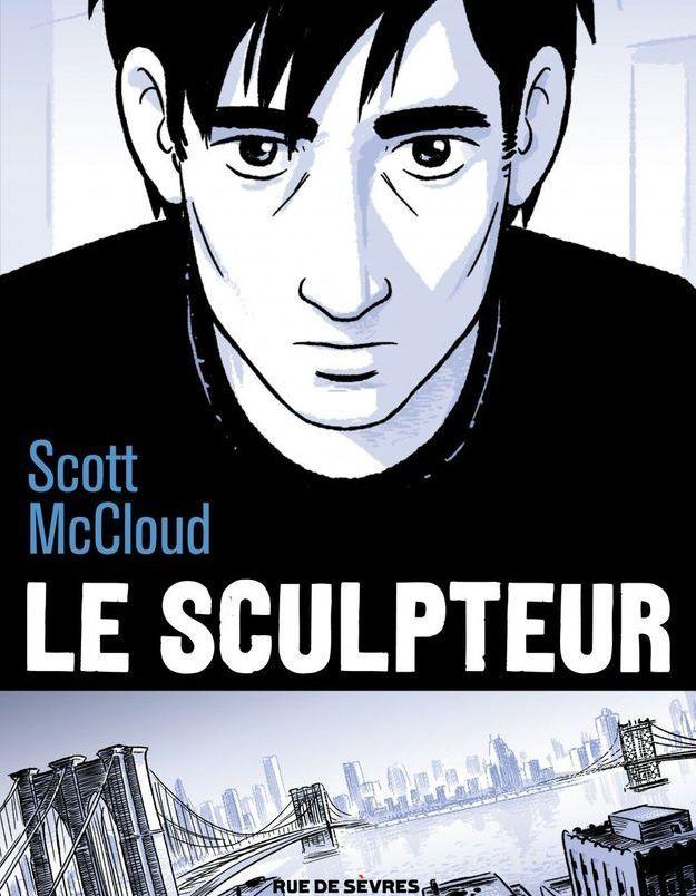 « Le Sculpteur », de Scott McCloud (Rue de Sèvres)