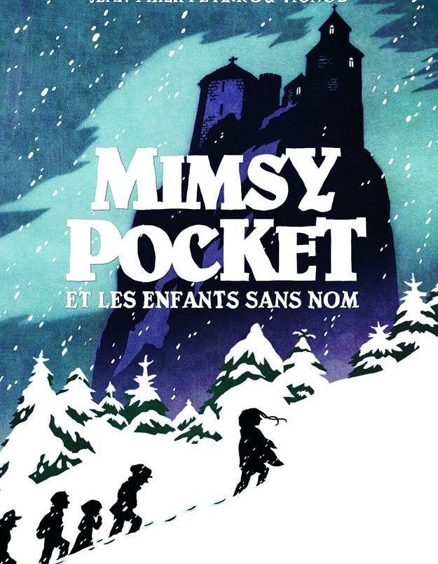 « Mimsy Pocket et les enfants sans nom », de Jean-Philippe Arrou-Vignod (Gallimard Jeunesse)