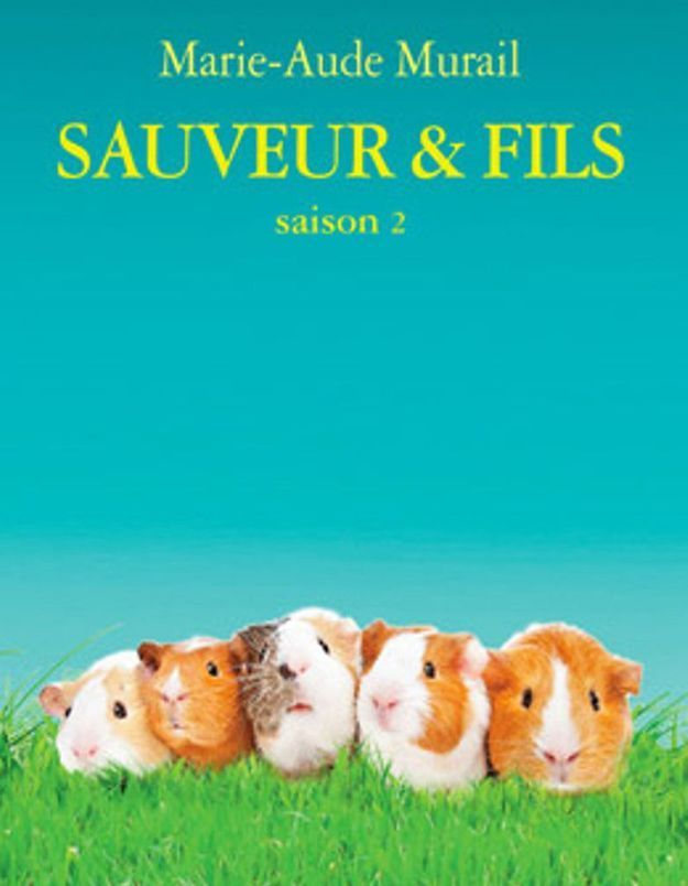 « Sauveur & fils, saison 2 » de Marie-Aude Murail