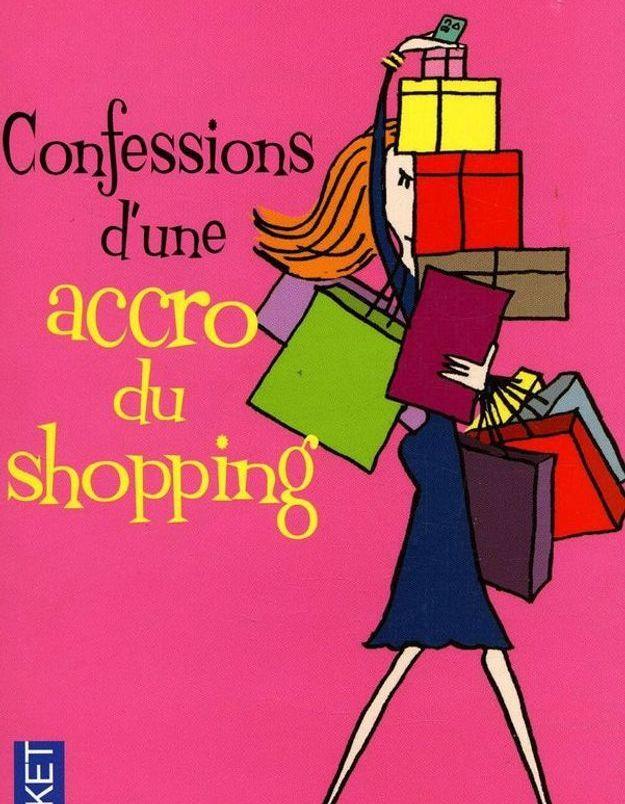 « Confession d'une accro du shopping » de Sophie Kinsella