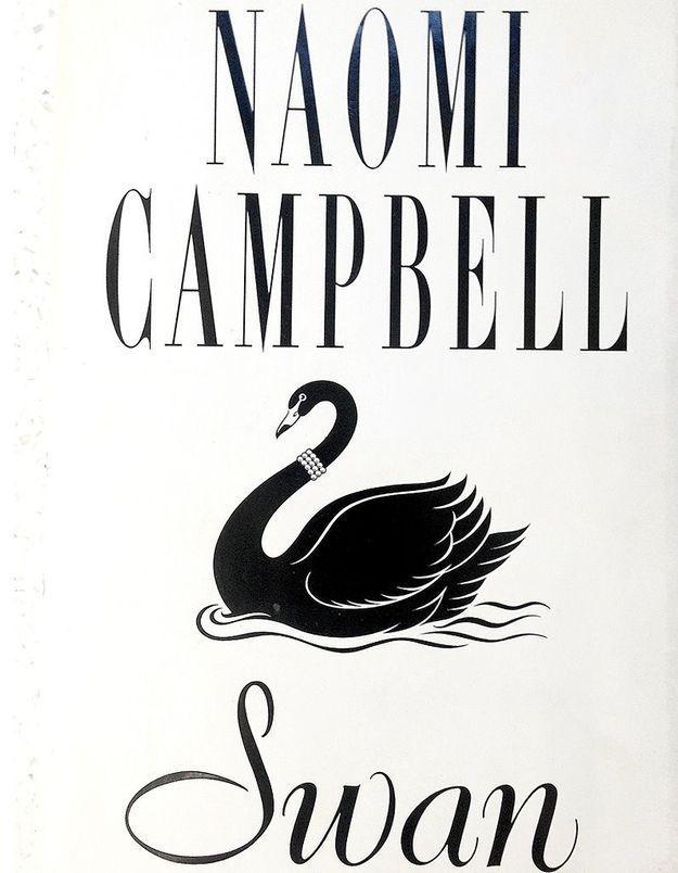 « Swan » de Naomi Campbell