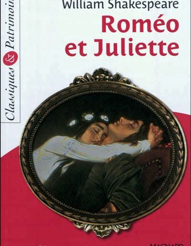 « Roméo et Juliette », de William Shakespeare