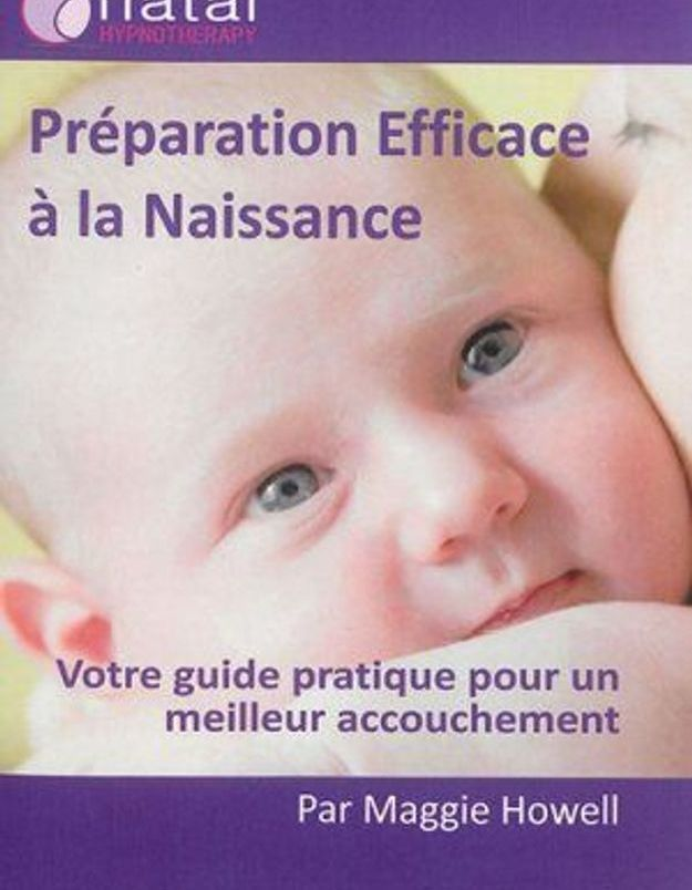 « Préparation efficace à la naissance » de Maggie Howell