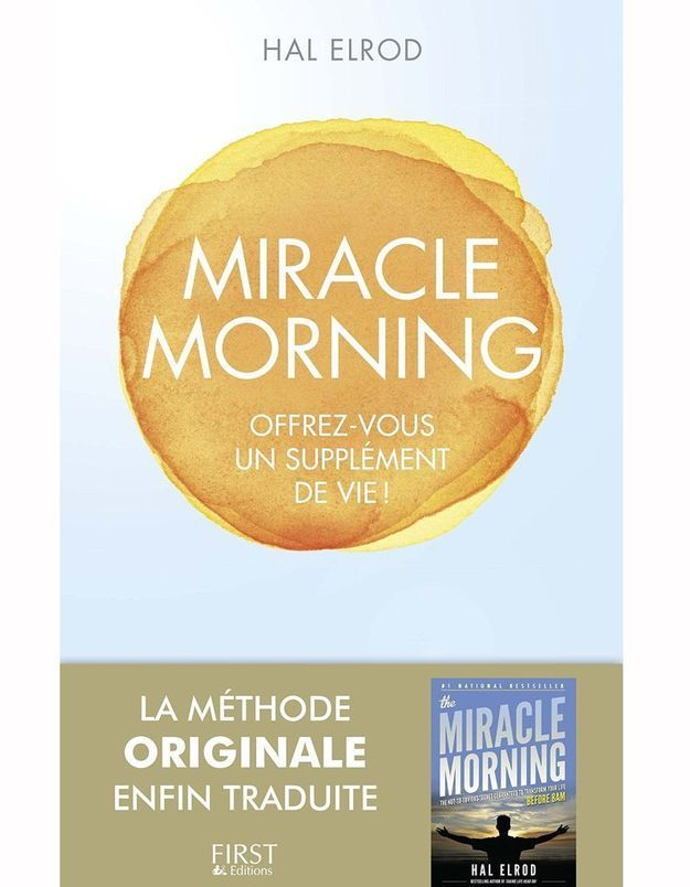 « Miracle Morning » de Hal Elrod