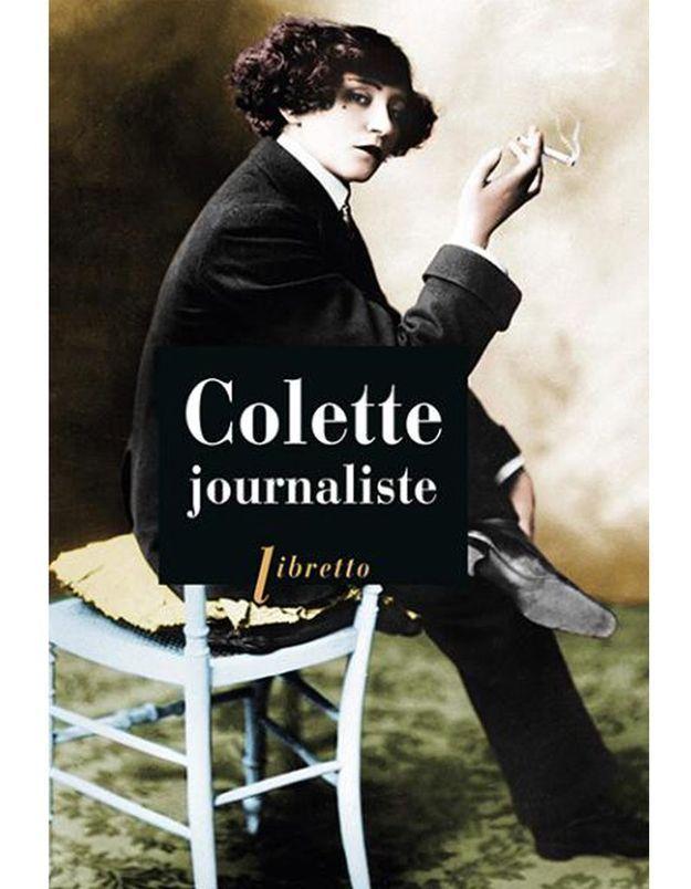 « Colette Journaliste » (Libretto)