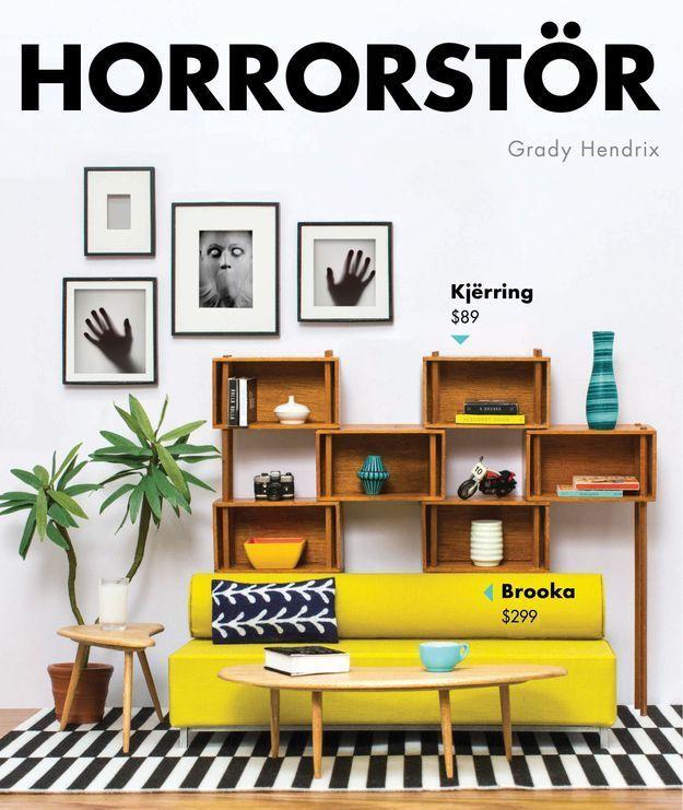 « Horrorstör », de Grady Hendrix