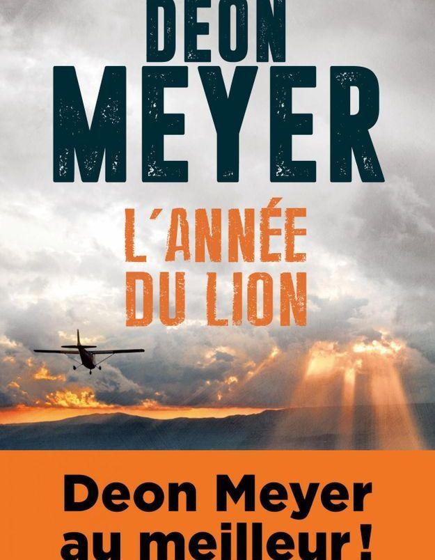 « L'Année du lion », de Deon Meyer (Seuil)