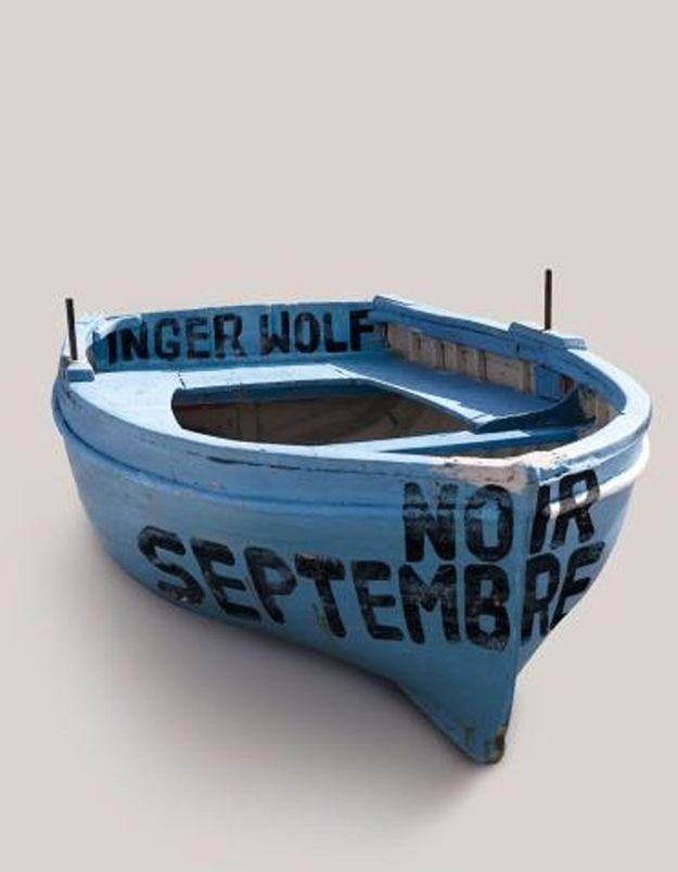 « Noir Septembre » d'Inger Wolf