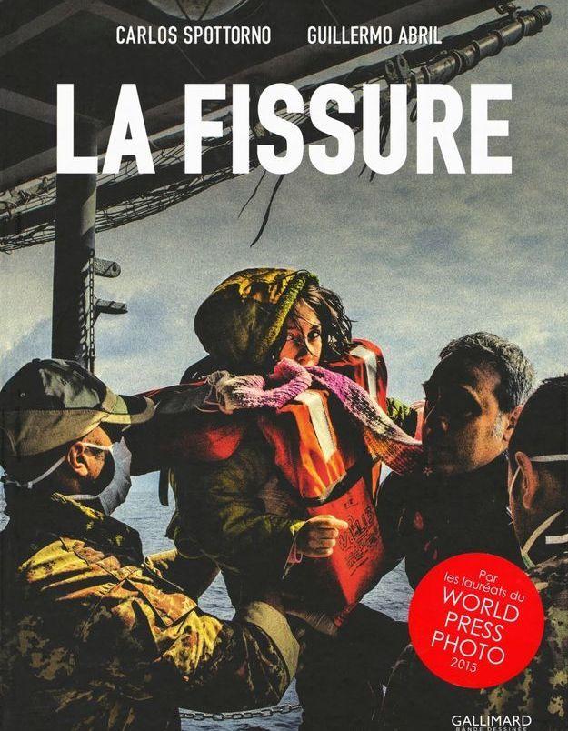 La BD de la semaine : « La Fissure », de Guillermo Abril et Carlos Spottorno