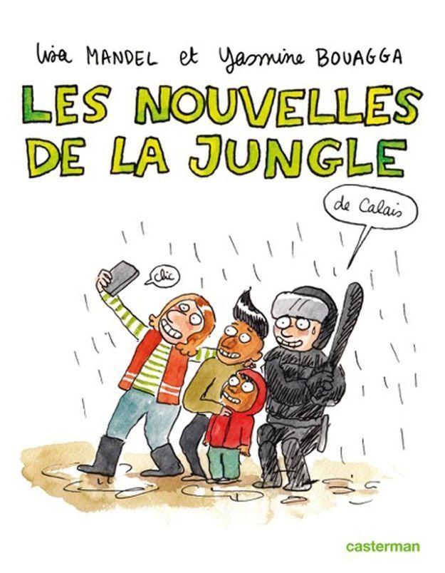 La BD de la semaine : « Les nouvelles de la jungle », de Lisa Mandel et Yasmine Bouagga