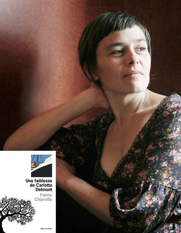 Sélection roman : « Une faiblesse de Carlotta Delmont »