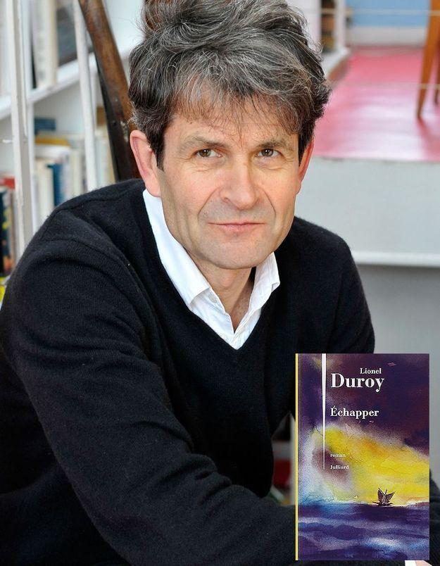 Sélection roman : « Échapper » de Lionel Duroy (Julliard)