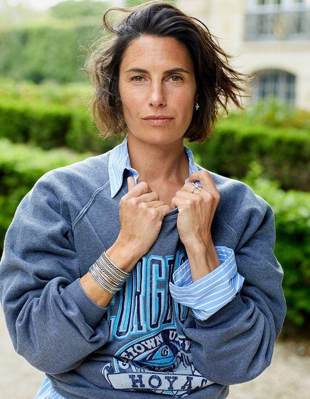 Alessandra Sublet : « Je n'ai jamais été aussi bien qu'à 44 ans »