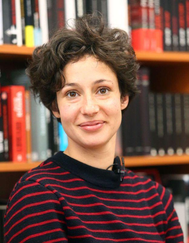 Alice Zeniter : « Ça me met en rogne de ne pas réussir à sortir un texte que j'ai en tête »