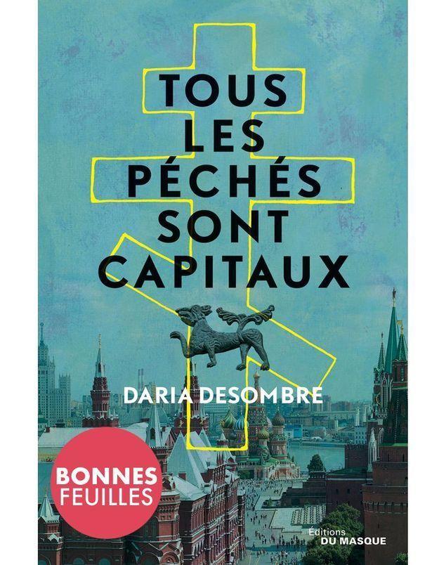 Daria Desombre : découvrez en exclu les premières pages du thriller du printemps