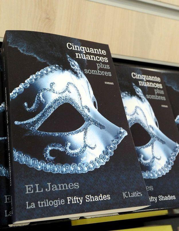 « Fifty Shades of Grey » : le deuxième tome cartonne !