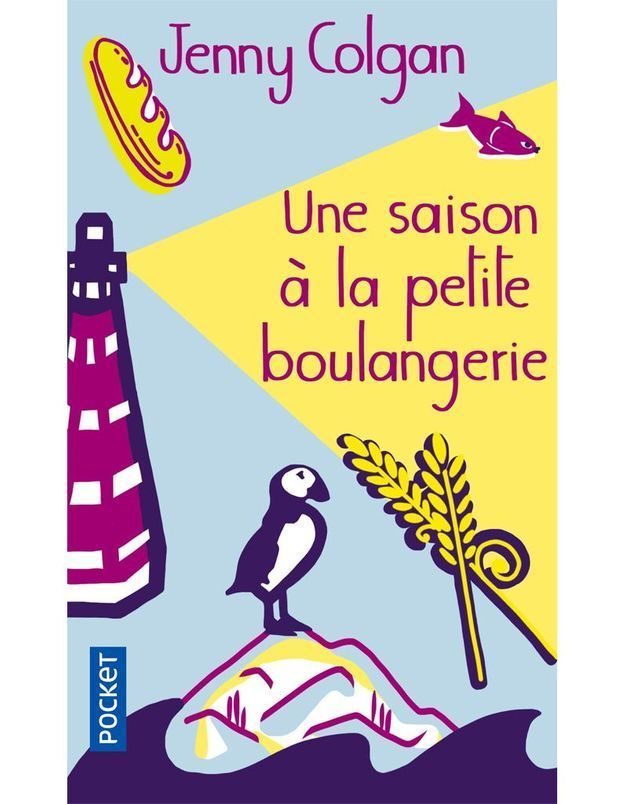 Gagnez le livre « Une saison à la petite boulangerie » de Jenny Colgan aux éditions Pocket