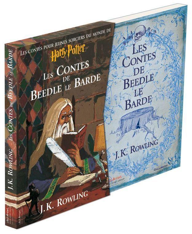 Le nouveau livre de J.K Rowling !