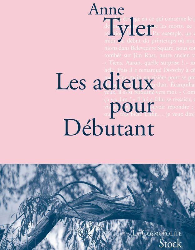 « Les adieux pour débutants » de Anne Tyler
