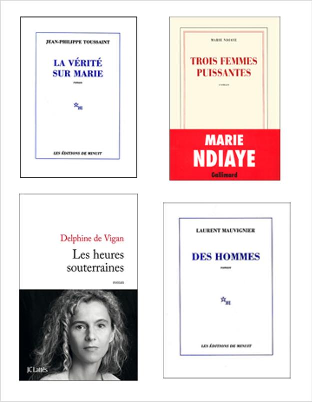 Marie NDiaye, en route pour le Goncourt ?