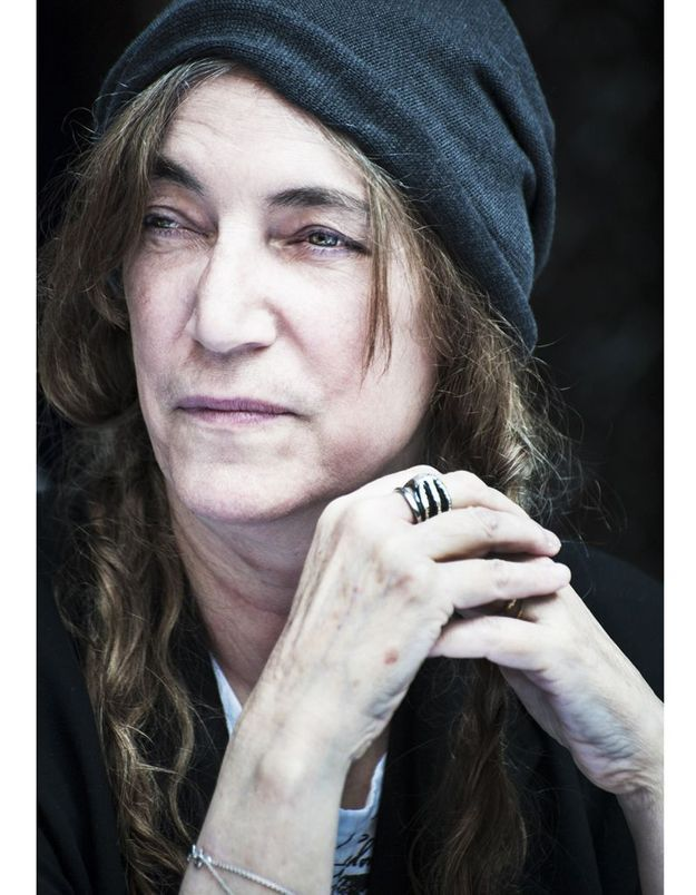 Patti Smith : « Toute ma vie, on m'a traitée de folle »
