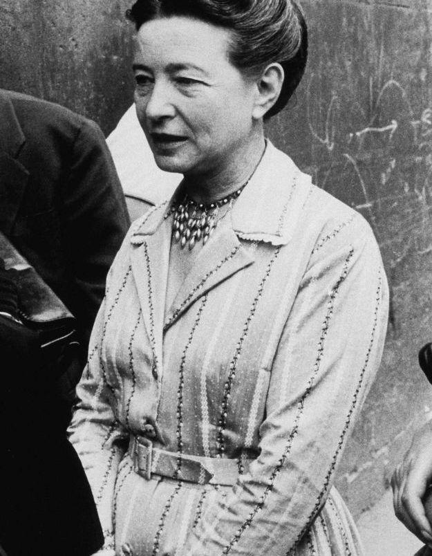 Simone de Beauvoir, trois fois ultramoderne