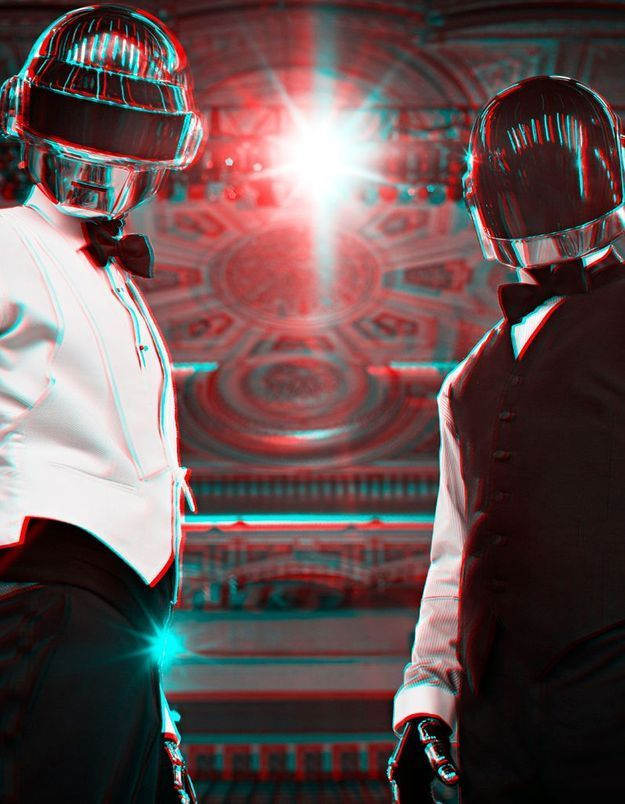 Daft Punk, le retour