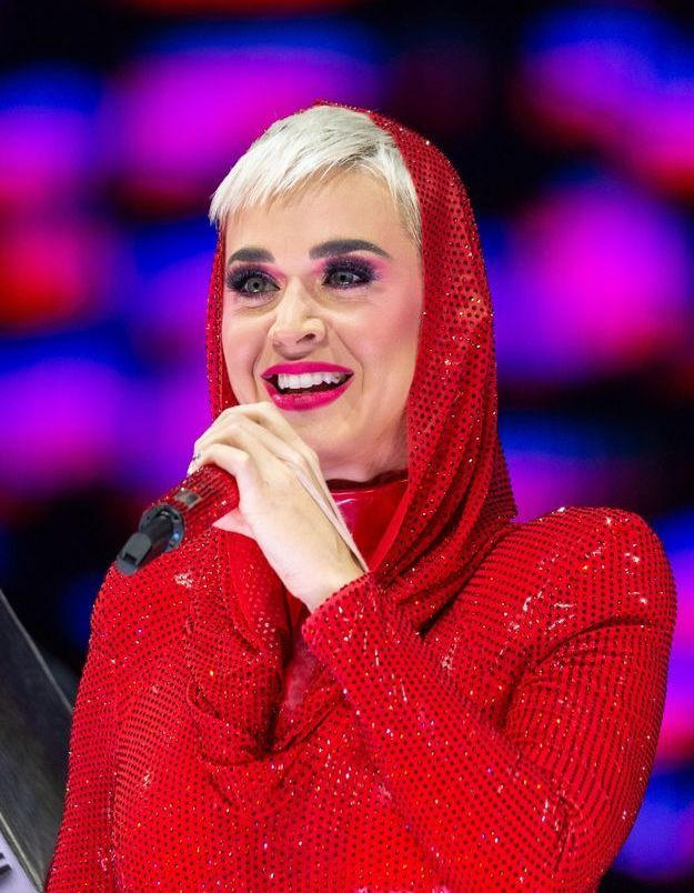 Katy Perry  83 millions de dollars