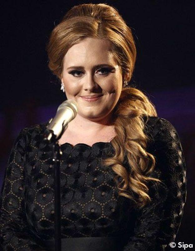 Adele : plus d'un million de téléchargements sur iTunes !
