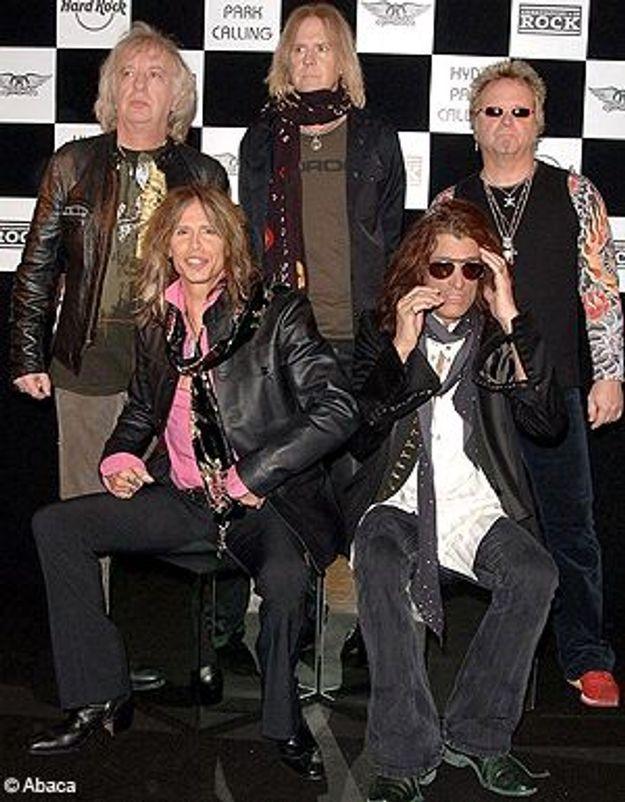 Aerosmith, contraint d'annuler sa tournée estivale