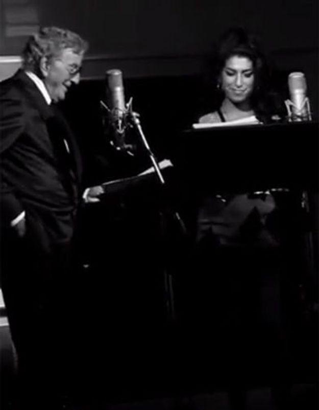 Amy Winehouse : le clip de son duo posthume